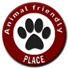 Animals friendly place